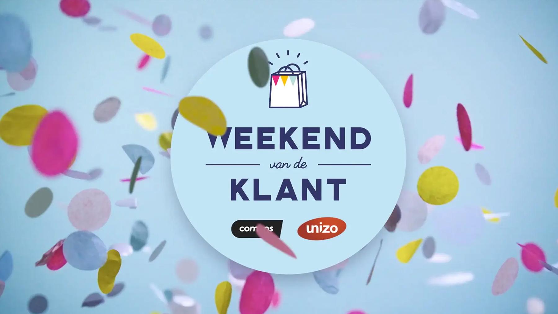 Reclamespot Weekend van de klant